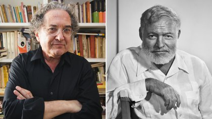 Ricardo Piglia y Ernest Hemingway: una relación mágica