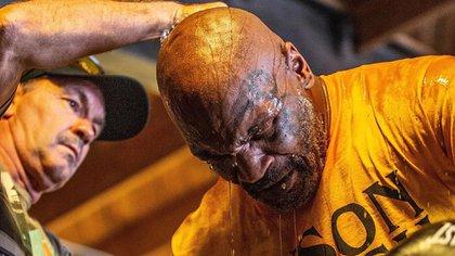 Mike Tyson volverá al ring el 28 de noviembre