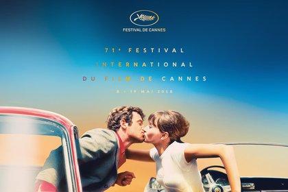 Póster oficial de Cannes