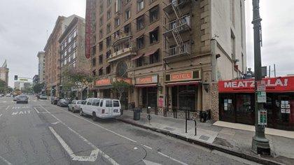 El Hotel Cecil tenía una truculenta historia de crímenes y suicidios. El pasado maldito del hospedaje provocó todo tipo de versiones estrafalarias