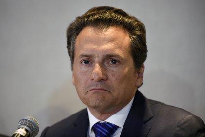 El juzgador del Reclusorio Norte le informó a Lozoya sobre sus derechos durante el proceso penal federal (Foto: Alfredo Estrella/ AFP)
