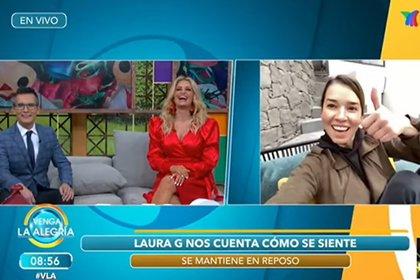 TV Azteca denounced the copyright to the true owner for the contents of Venga La Alegría (Photo: Screenshot)