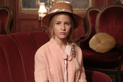En la ficción, interpretará a Alenka, la hermana de Raquel que llegó de Polonia engañada por Trauman (Crédito: Consuelo Oppizzi -Pol-ka)