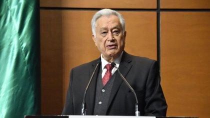 Manuel Bartlett es el titular de CFE (Foto: Cortesía Cámara de Diputados)