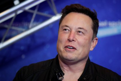 Elon Musk is, according to Bloomberg, the richest man in the world (Reuters)