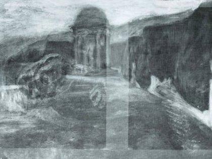 Con rayos X descubrieron que Picasso había reutilizado un lienzo donde un amigo pintor había hecho una obra para pintar su aclamado cuadro del mendigo.