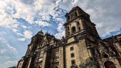 La Catedral mexicana, ubicada en el centro de la Ciudad de México (Foto: Blog Google Latinoamérica)