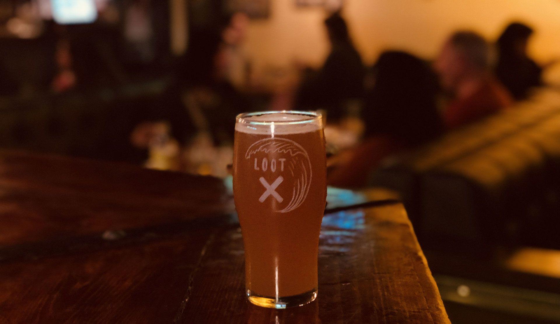 La Honey es uno de los estilo que más salen en la cervecería