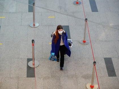 Si bien no es una afección de salud mental diagnosticada oficialmente, para ciertas personas, la ansiedad por viajar puede volverse grave (REUTERS)