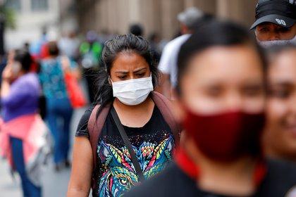El desarrollo de la app se ha trabajado desde hace algunas semanas con el fin de atender de mejor manera la pandemia. (Foto: Carlos Jasso/Reuters)