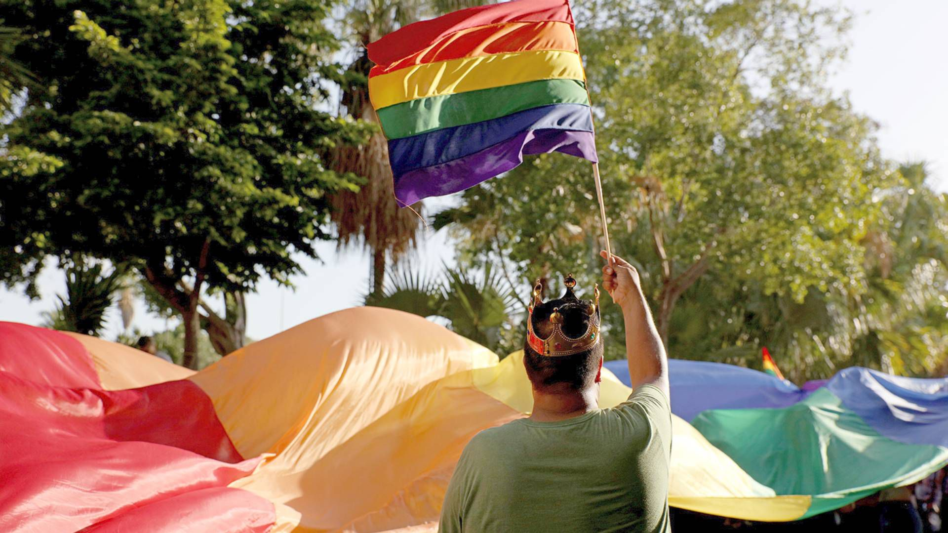 Asociaciones a favor de la diversidad sexual no se han dado por vencidas en Yucatán (Foto: Cuartoscuro)
