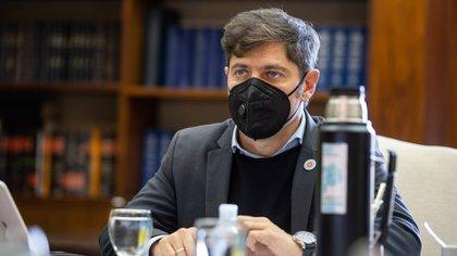 Axel Kicillof defendió a Basualdo y reclamó que haya un solo aumento de las tarifas.