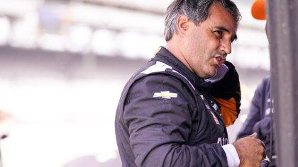 Juan Pablo Montoya, entre los inscritos para las 500 Millas de Indianápolis