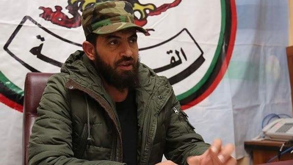 Mahmoud al Werfalli