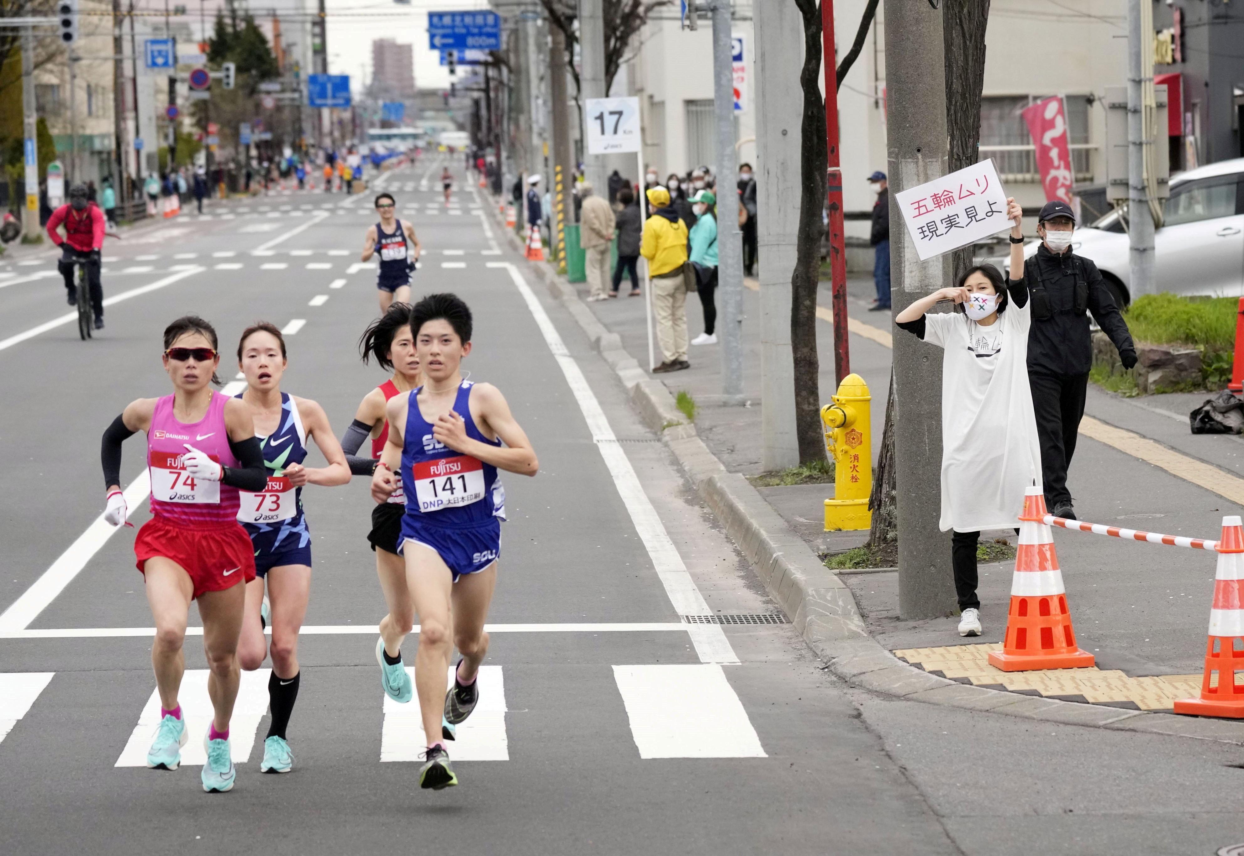 si no puedo trotar al menos 6 kilómetros entonces no tiene sentido anotarme en una carrera de 10km (Reuters)