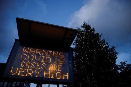 Alerta por el aumento de casos en Londres (Reuters)