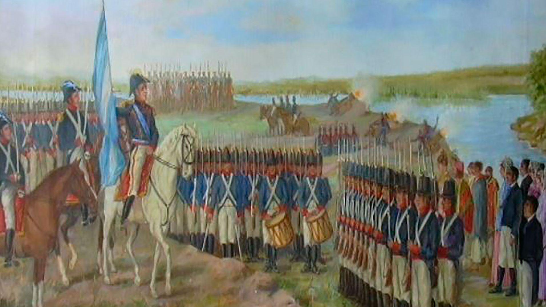 Manuel Belgrano Bandera