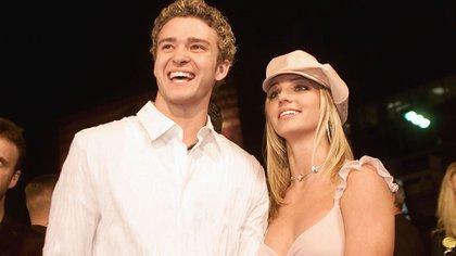Britney Spears y Justin Timberlake fueron novios entre 1999 y 2002