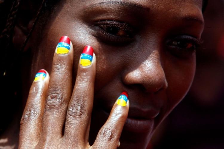 Mujeres venezolanas en Perú