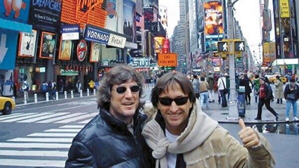 Otros tiempos. Boudou y Núñez Carmona, libres, en Nueva York