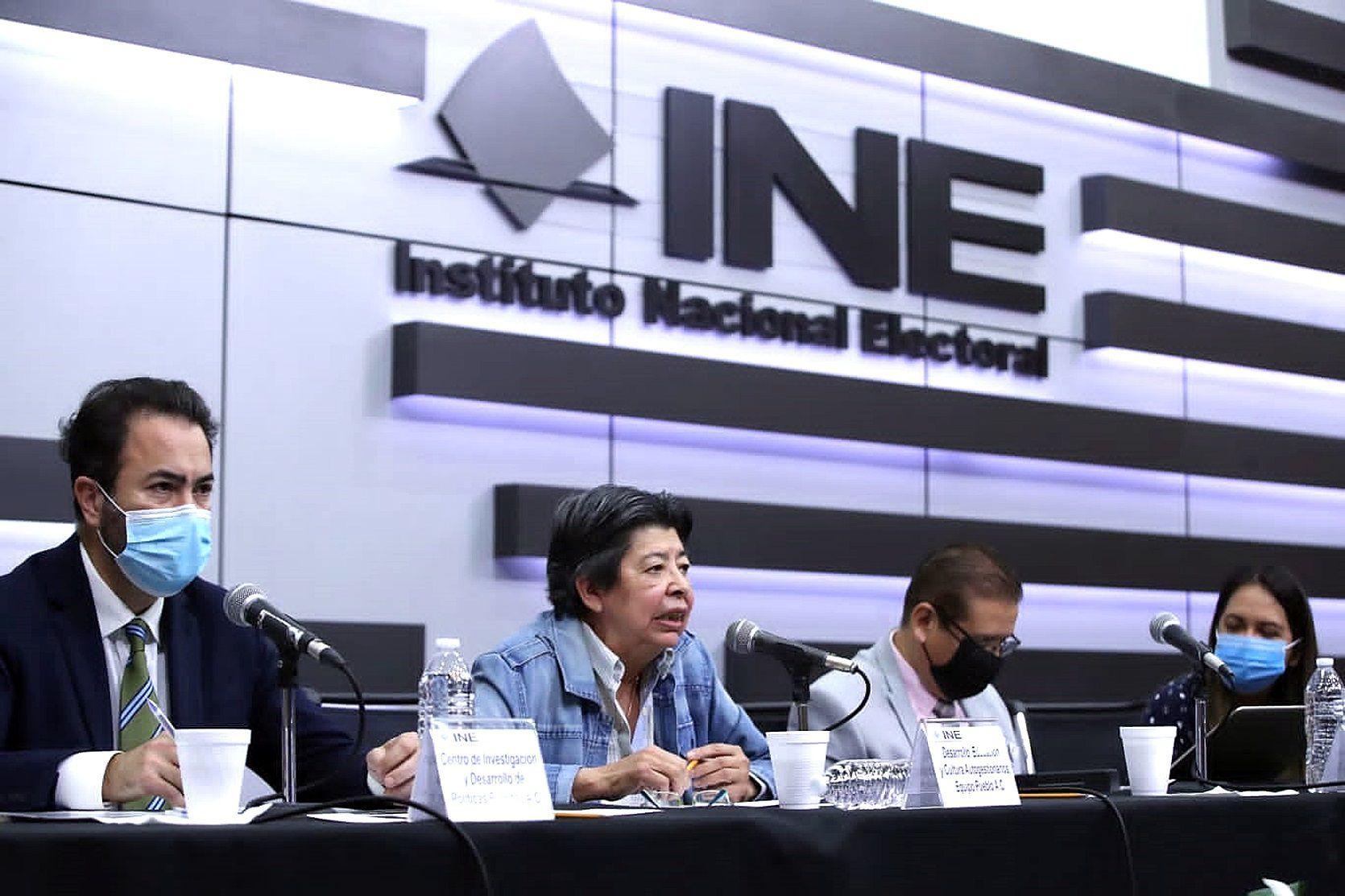 EL INE solicitó casi 4,000 millones de pesos para operar la Revocación de Mandato (Foto: EFE)