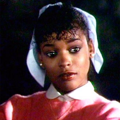 Michael la eligió a Ola, luego de que Jennifer Beals rechazara la propuesta de participar en el cortometraje