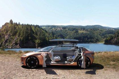 El SYMBIOZ está capacitado para una conducción autónoma de nivel 4 (Renault)