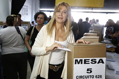 Verónica Magario, jefa comunal de La Matanza (@magariovero)
