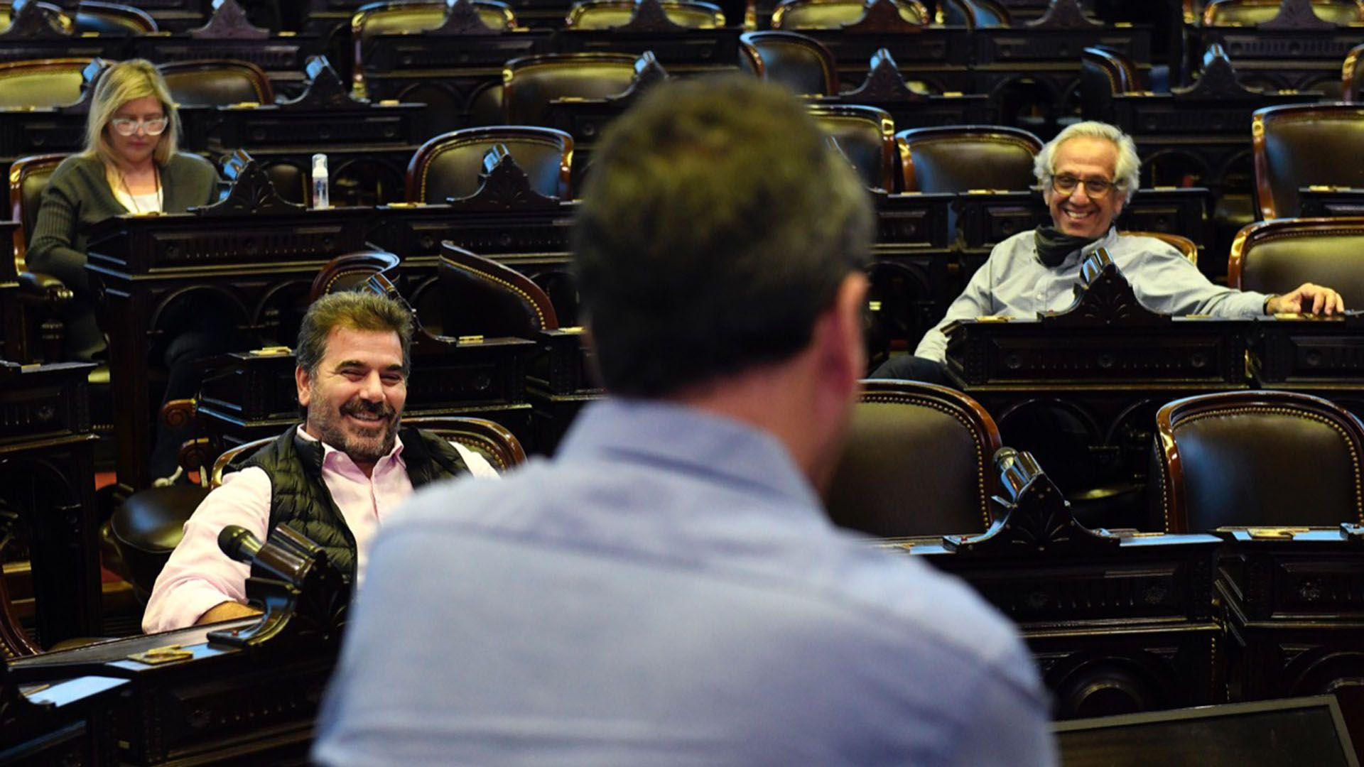Esta semana se realizaría la primera sesión virtual en el Congreso