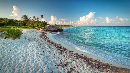 Playa del Carmen es una de las playas más visitadas por extranjeros. (Foto: Istock)