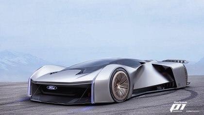 Hace un año el gigante de Detroit entró al mundo de los eSports con su Team Fordzilla. Ahora presentó su primer auto.