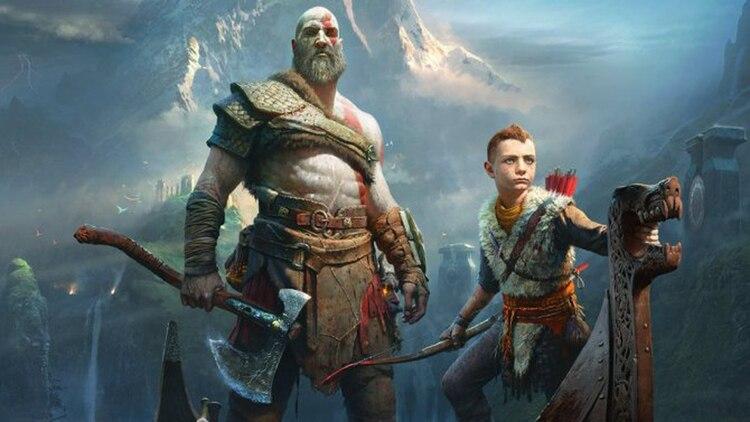 God of War narra las aventuras del guerrero Kratos.