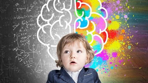 Para ser superdotado el coeficiente intelectual de una persona debe ser mayor al 100 (Getty Images)