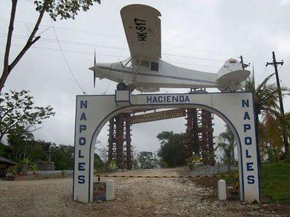 La famosa Hacienda Nápoles de 1920 hectáreas de extensión, hoy es un parque temático que resguarda a los animales que han sobrevivido del zoológico de Escobar.