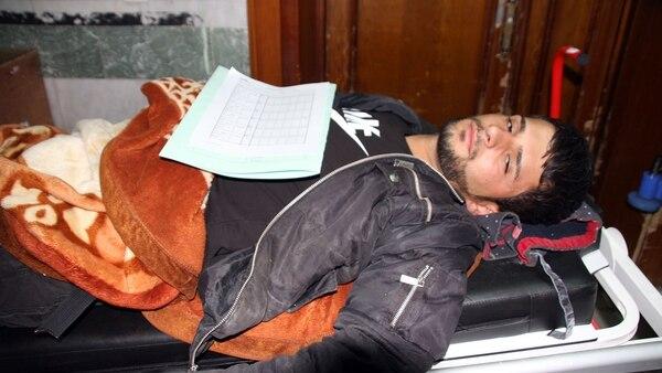 Cientos de personas resultaron heridas (AFP)