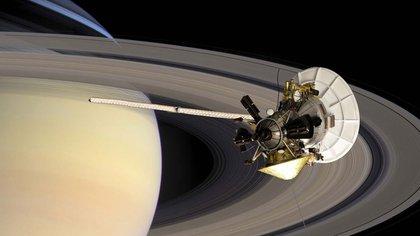 Saturno entró en oposición el lunes 20 de julio (Foto: NASA )