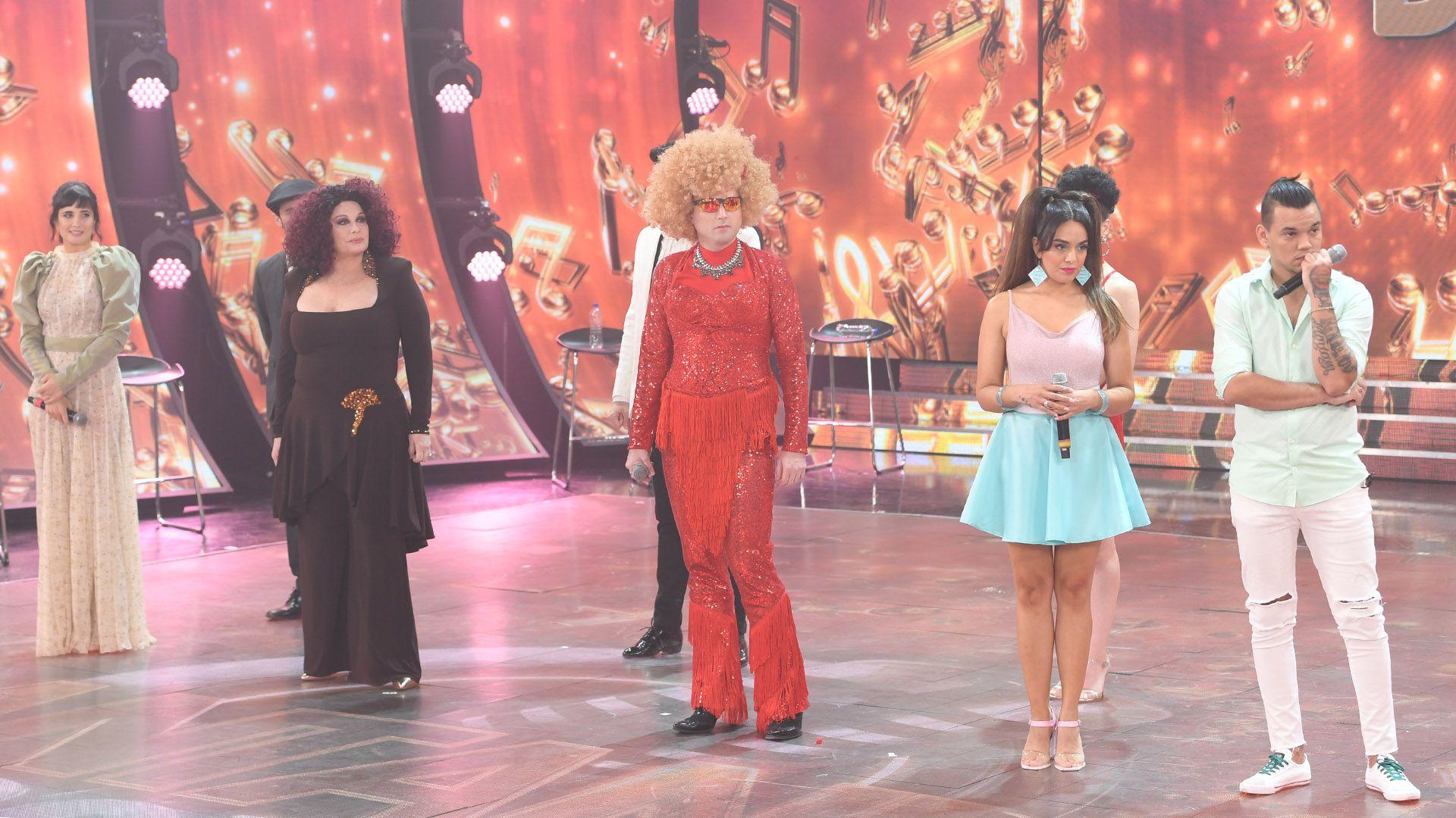 Carmen Barbieri portada eliminación Cantando 2020