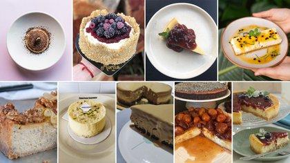 Nueve propuestas de cheesecake para celebrar su día