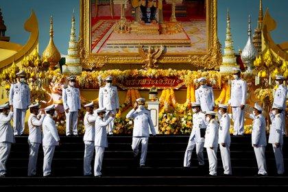 Tailandia celebra el 68 cumpleaños de un rey Vajiralongkorn ausente (EFE)