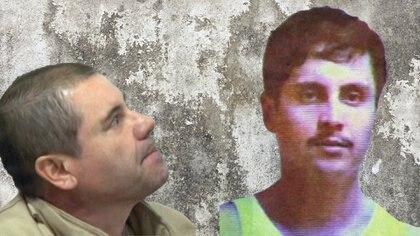 """""""El Pollo"""", quien fuera hermano de El Chapo Guzmán, cumple 14 años de haber sido asesinado en Puente Grande este 31 de enero de 2019 (Foto: Especial)"""
