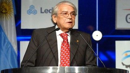 Héctor Méndez, presidente de la UIA<br> Télam 162