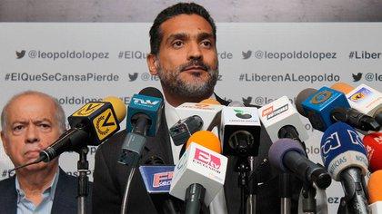 Juan Carlos Gutiérrez (FOTO DE ARCHIVO)