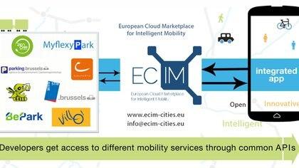 ECIM, prueba piloto de una nueva solución para movilidad urbana, el problema que más preocupa a los franceses