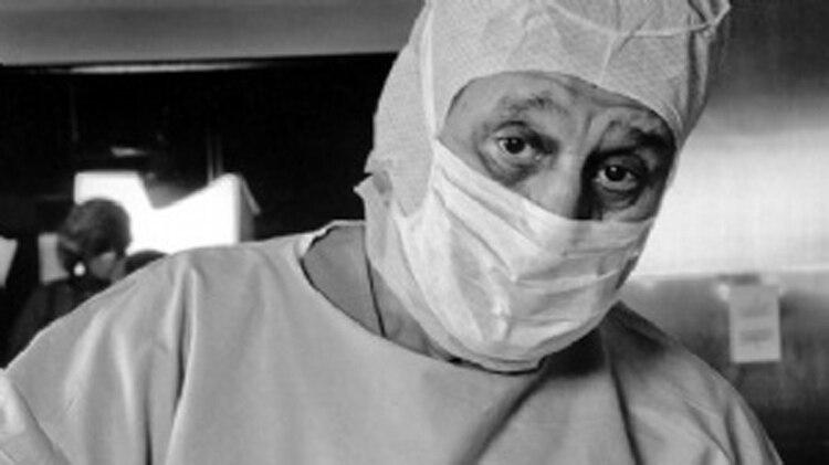 Favaloro fue médico rural y luego viajó a EE.UU. a especializarse en cirugías del corazón (F.F.)