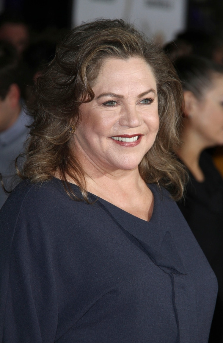 Kathleen Turner aceptó su transformación (Grosby Group)