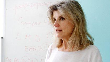 Florence Pinot de Villechenon es profesora-investigadora en ESCP Europe Business School (campus de París)