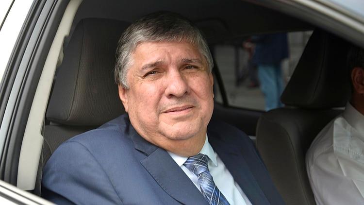 El nuevo presidente del bloque Frente de Todos, José Mayans (Gustavo Gavotti)