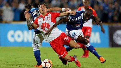 El fútbol colombiano podría regresar a partir de agosto (EFE)