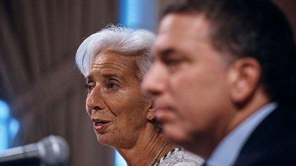 Dujovne y Lagarde (AP)
