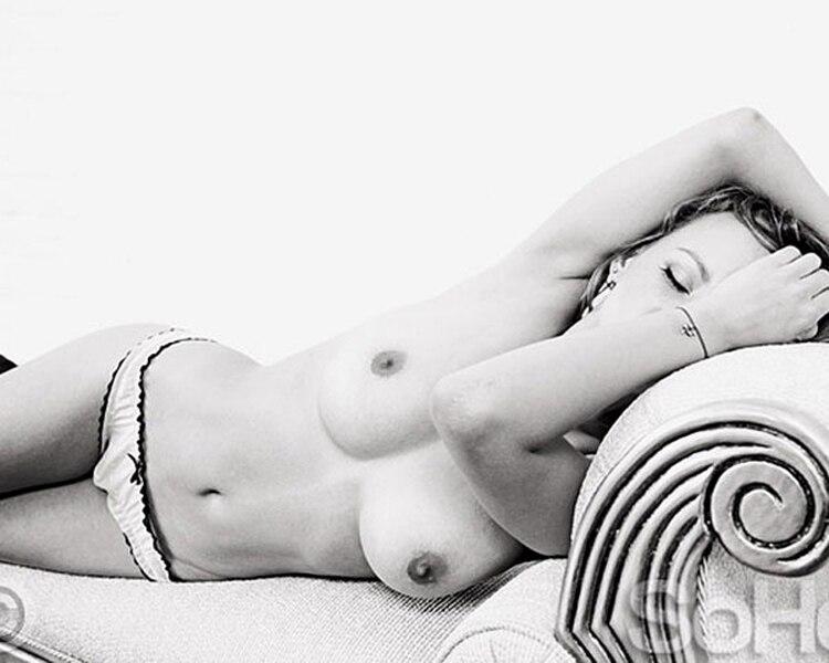 El Topless De Angélica Blandon Una Belleza Colombiana Infobae